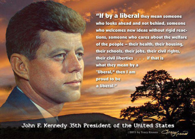 john-f-kennedy-jfk-quote-liberal-portrait-political-meme